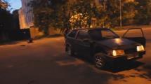 Video:drift-yaparken-yine-arabadan-dustu
