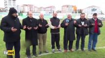 Video:vergi-affi-icin-saha-ortasinda-dua