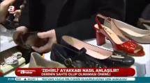 Video:zehirli-ayakkabi-nasil-anlasilir