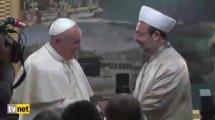 Video:papa-franciscus-gormezi-makaminda-ziyaret-etti