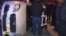 Video:otomobilde-sikisan-surucuyu-boyle-kurtardilar