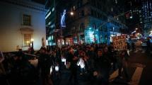 Resim Galeri:polis-siddetine-karsi-protesto