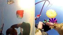 Video:parasut-bu-agirliga-dayanamadi
