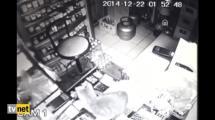 Video:yazarkasayi-kedi-acti-hirsiz-soydu