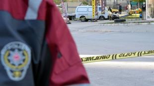 Ankara da canlı bomba ihbarı