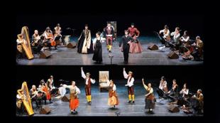 Barok dönemi müzikleri, İstanbul da