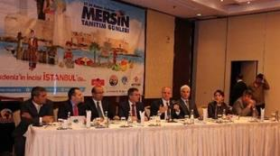 Mersin ilk defa İstanbul Feshane'de