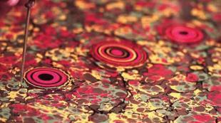 Ebru sanatı  dünya mirası