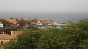 Özgürlüğün son durağı: Goree Adası