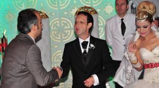 Recep Sert evlendi
