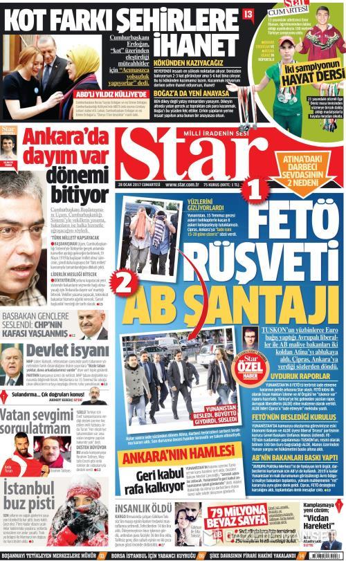 STAR - 28 Ocak 2017
