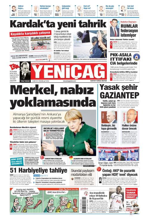 Türkiye'de Yeni Çağ - 02 Şubat 2017