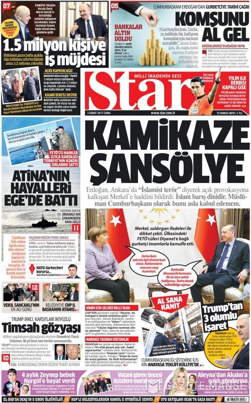 STAR - 03 Şubat 2017