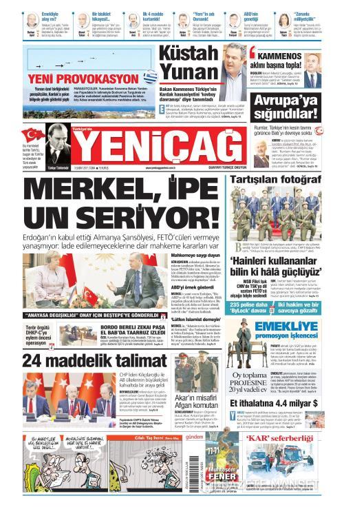 Türkiye'de Yeni Çağ - 03 Şubat 2017