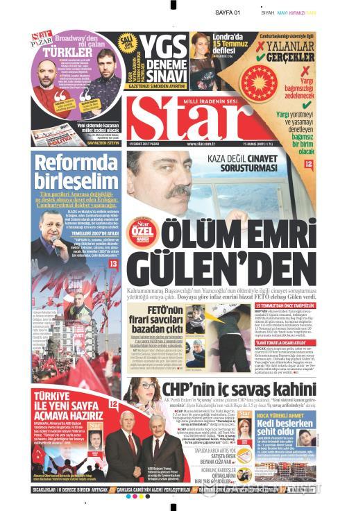 STAR - 19 Şubat 2017