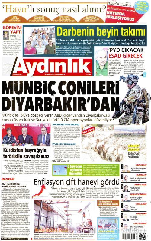 AYDINLIK - 04 Mart 2017