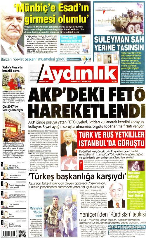 AYDINLIK - 06 Mart 2017
