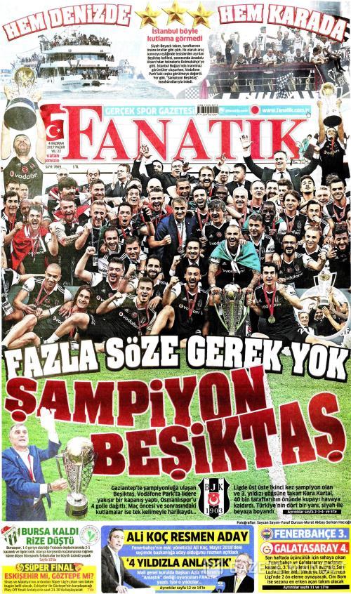 FANATİK - 04 Haziran 2017