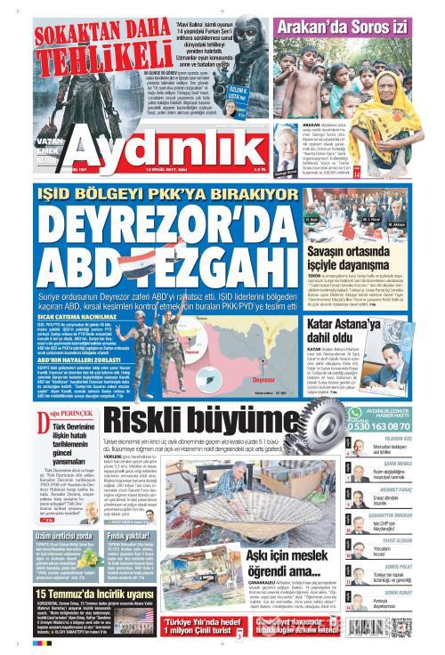 AYDINLIK - 12 Eylül 2017