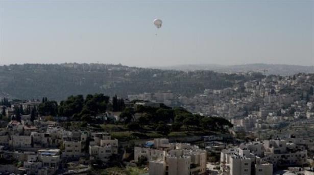 Filistinliler kameralı kuşatma altında