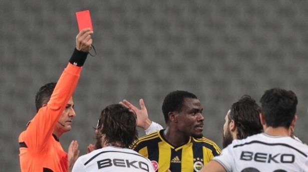 Süper Lig de 11. haftanın hakemler açıklandı