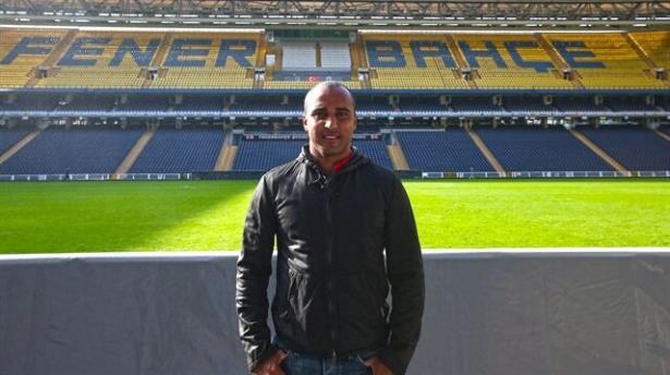 Deivid Fenerbahçe yi ziyaret etti