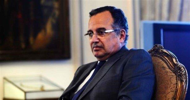 Mısır Dışişleri Bakanı Fehmi Sudan da
