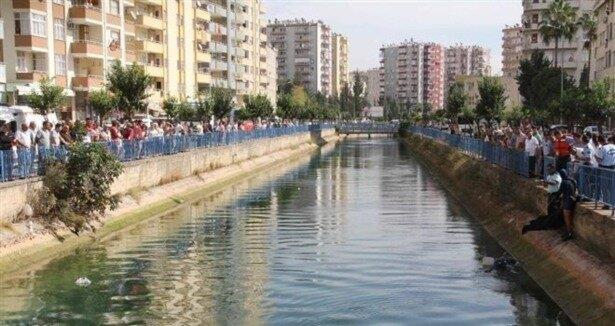 Sulama kanalına giren çocuk boğuldu