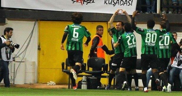 Beşiktaş ta yıkım Akhisar da direniş!