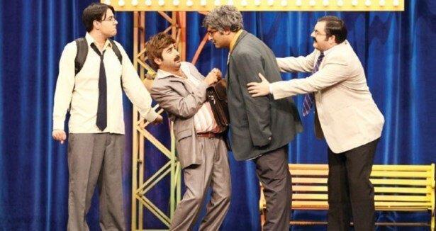 Güldür Güldür bir komedi şov