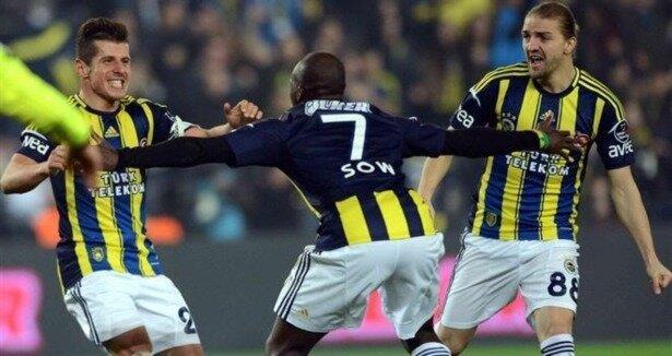 Fenerbahçe - Kasımpaşa ( Maç özeti )