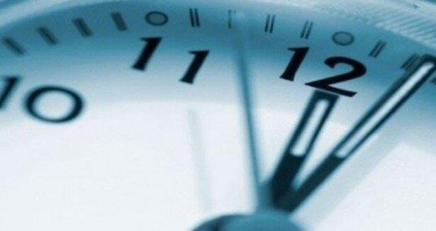 Saat uygulaması ne zaman bitecek?