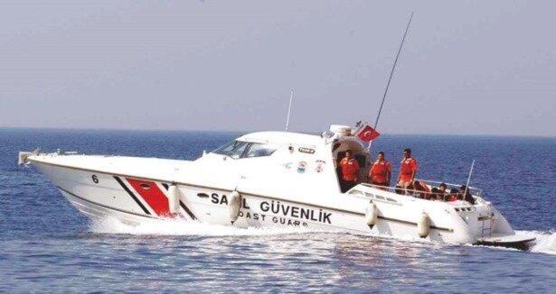 Ege de Türk balıkçılara taciz