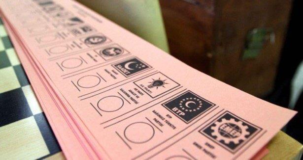 İstanbul da 34 milyon oy pusulası