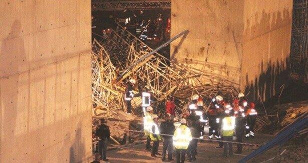 3. köprüde üzücü kaza