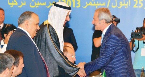 Araplarla ticaret zirve yapacak