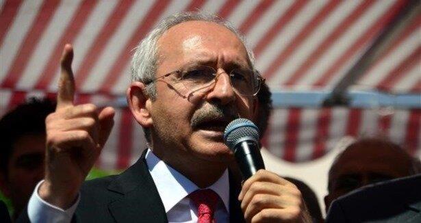 Kılıçdaroğlu Başbakan ın anne ve babasına dil uzattı!