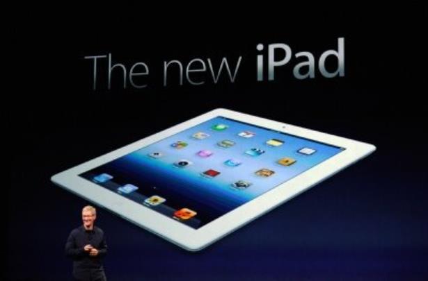 Yeni iPad, 5 Mayıs ta Turkcell de