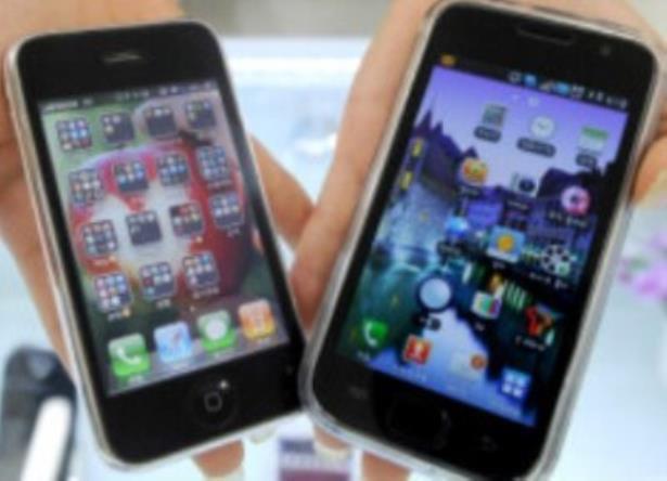 Samsung cepte Nokia yı geçti