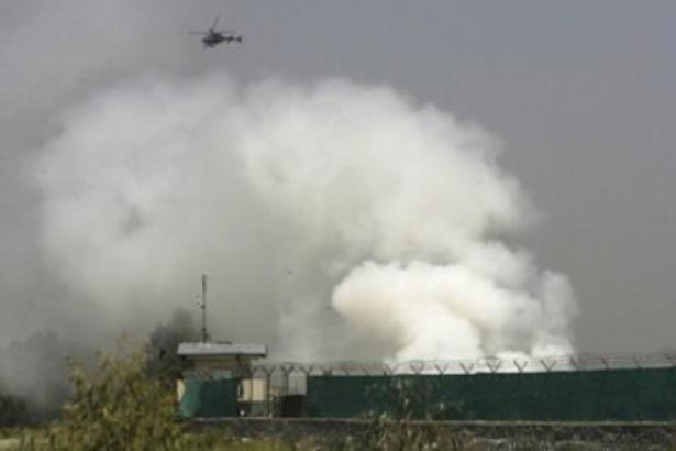 Taliban attacks Nato base