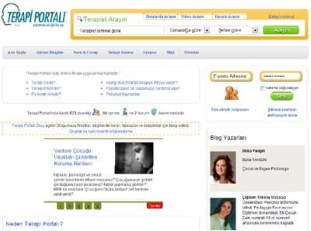 Terapi Portalı, birinci yılını geride bıraktı