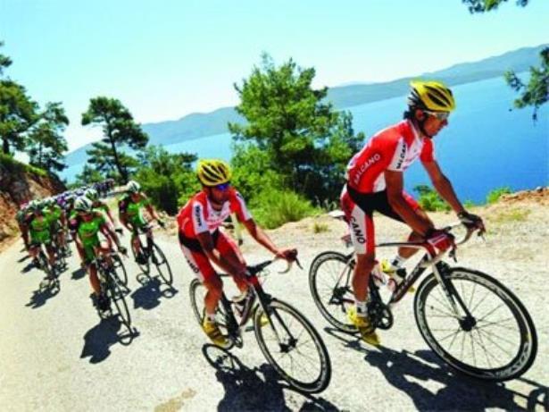 Şampiyonların bisikleti Salcano