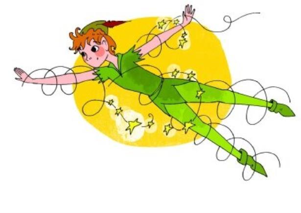 Peter Pan geri döndü