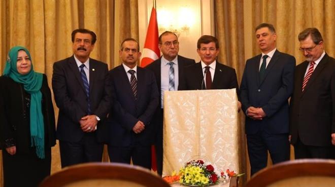 Türkmenlere yardım sözü