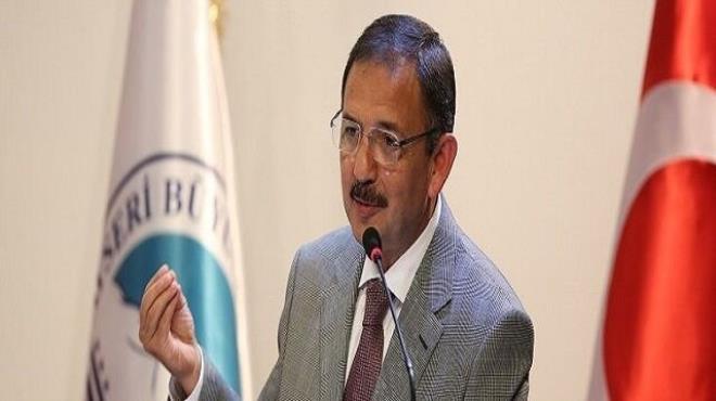 Özhaseki, Kılııçdaroğlu nun iddialarını yalanladı