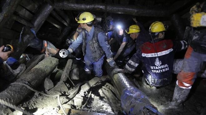 Faciada 26 ncı gün: 8 işçi hala madende