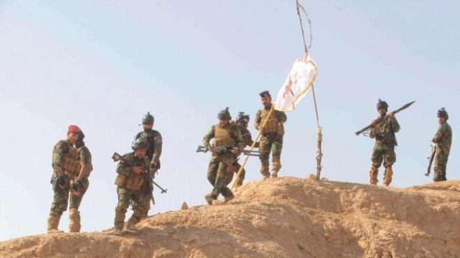 Bağdat'a üç koldan kuşatma