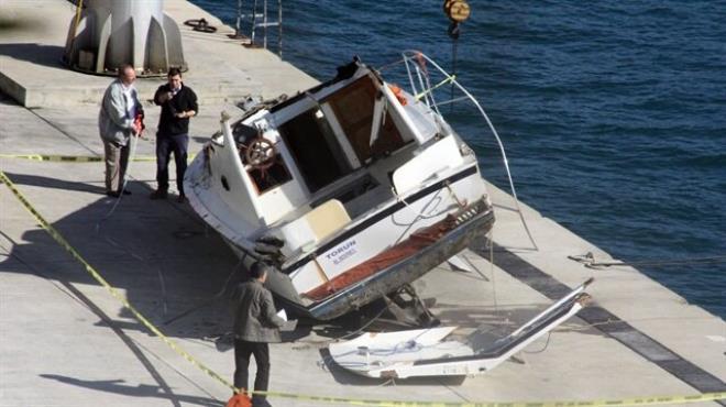 Ölüm teknesinde yeni gelişme