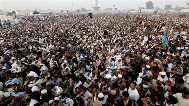 Cemaat-i İslami şeriat için destek istedi