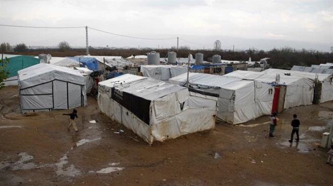 Kampta çıkan çatışmada bir Suriyeli öldü